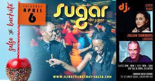 SUGAR with DJ CyCy, Paris & Dj Julian Summers, London in London Borough of  Camden, London, UK | MapDance