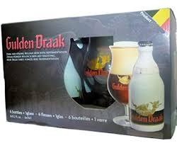 gulden draak belgian beer gift pack