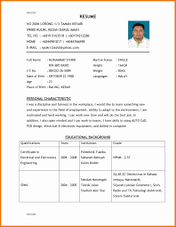 5 Example Of Best Resume Chef Resumed