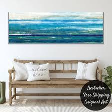 large horizontal canvas wall art print