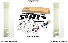 homemade murphy bed hardware murphy wall bed vertical style hardware construction diy kit easy diy murphy