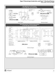 electrical Contactor Overload Relay Wiring Diagram Contactor Overload Relay Wiring Diagram #67 Single Phase Contactor Wiring Diagram