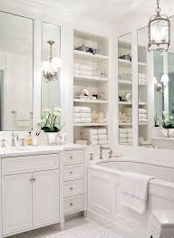 white master bathroom designs. Beautiful White Like The Storage At End Of Bath But Hard To Reach With Drawers  There To White Master Bathroom Designs A