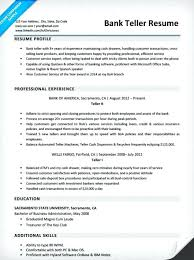 Loan Officer Resume Banking Resume Samples Sample Bank Loan Officer