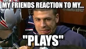 My Friends Reaction To My... on Memegen via Relatably.com