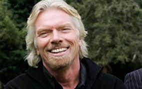 Richard Branson: finding new ways to do ...