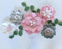 stylish 3d flower wall art home wallpaper gray paper bedroom decor large floral playroom accent pink giant flowers metal ceramic on large 3d flower wall art with new 3d flower wall art best of custom 3d mural wallpaper stereo