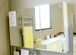 Bevelled Bathroom Mirror 1200 Mm Bevel Edge Shaving Cabinet Ozwide Sales Pty Ltd