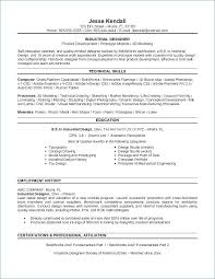 Industrial Engineer Resume Sample Engineer Resume Examples Compliant ...