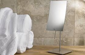 mirror vanity. marriott minimalist table-top vanity mirror