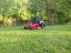 big dog diablo. our customers take the time to send us photos of mower they bought from us! cory mackley (park hills, mo) is very happy with his big dog diablo-mp diablo