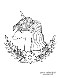 I heart unicorns by jessie eckel. Top 100 Magical Unicorn Coloring Pages The Ultimate Free Printable Collection Print Color Fun