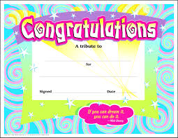 Kids Award Certificate Award Certificate Template For Kids 3 Discover China Townsf