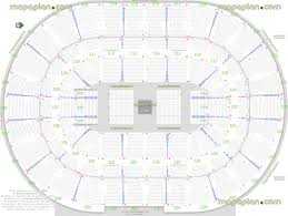 Palace Of Auburn Hills Concert Stage In The Round 360