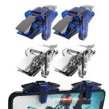 <b>2pcs</b> X7 L1 R1 <b>Mobile Game</b> Controller Gamepad <b>Phone Game</b> ...