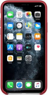 <b>Apple</b> iPhone 11 Pro Max MX0F2ZM/A <b>кожаный</b> Красный - цена на ...