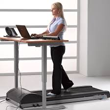 standing desk treadmill. Interesting Standing Review LifeSpanu0027s Bluetoothenabled Treadmill Desk Is Flawed But  Functional  TechHive Inside Standing Desk Treadmill H