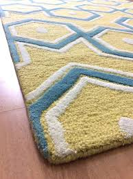 decoration yellow gray area rug lovely home design blue and tan rugs contemporary of teal