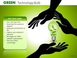 Powerpoint Templates Save The Environment Green Energy Ppt
