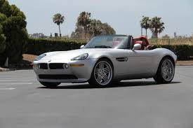 2003 BMW Alpina Z8 Roadster Could Be The Ultimate Cruising Machine