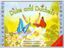 Duke and Duchess: Juliette Mack, Joy Antonie: 9781586530754: Amazon.com:  Books