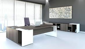 office furniture modern design. Contemporary Office Desk Lovable Executive Desks  Design Home Furniture Modern . L