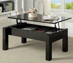 Contemporary Modern Wood Coffee Table Reclaimed Metal Mid