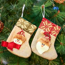 Handmade Christmas Stockings Popular Christmas Stockings Handmade Buy Cheap Christmas Stockings
