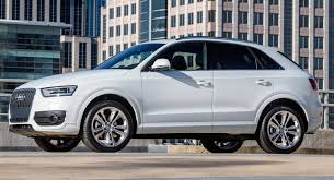 Official Audi Compact Suv Coming To The U S This Fall