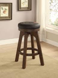 High life furniture Wotnow Eci Furniture Miller High Life Round Backless Stool In Antique Walnut set Of 2 Dining Rooms Outlet Eci Furniture Miller High Life Round Backless Stool In Antique