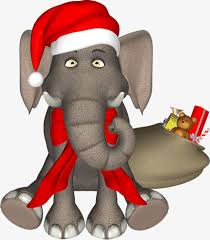 christmas elephant clip art. Fine Christmas Hat Elephant Elephant Clipart Christmas Hats PNG Image And  Clipart To Clip Art N