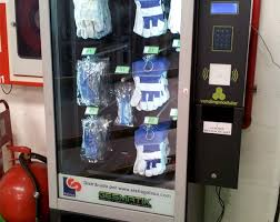 Safety Glasses Vending Machine Enchanting Glove Vending Machine PPE Machines Safety Industrial Vending