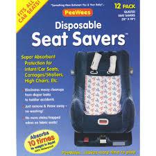 car seat saver disposable waterproof car seat liner