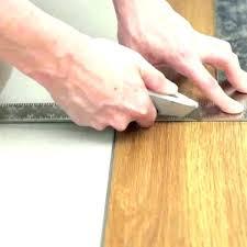 installing vinyl flooring over concrete plank basement lifeproof installation tips