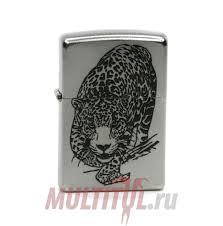 <b>Zippo 205 Leopard</b> — купить <b>зажигалку</b> на сайте Multitul.Ru