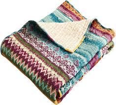 Amazon.com: Greenland Home Southwest Throw Blanket, Siesta: Home & Kitchen
