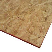oriented strand board common 7 16 in x 2 ft x