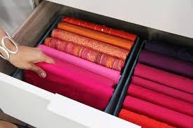 wrap-scarves-around-cardboard