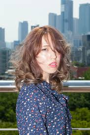 ミディアム デジタルパーマ 韓国 デートtanpopo Hair In 韓国 韓国の
