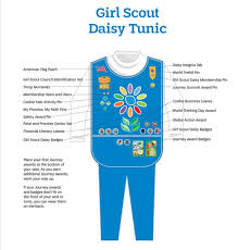 Daisy girl scout badge