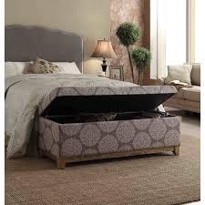 Bedroom Bench Storage