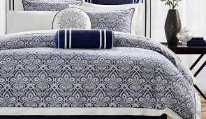 top superb stunning navy blue and white duvet cover cres on sea solid quilted quatrefoil