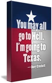 Davy Crockett Quotes Unique Davy Crockett Texas Quote Poster By Jeff Vorzimmer