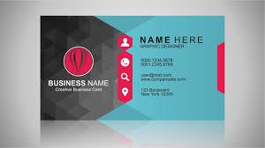 Logo Design Ideas For Business Cards Business Card Design Inspiration Coreldraw Tutorial