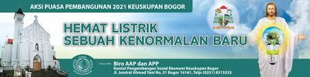 Prapaskah adalah tradisi kristiani yang dirayakan oleh seluruh umat kristiani. Beranda Keuskupan Sufragan Bogor