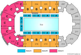 Covelli Center Seating Covelli Centre Seating Chart