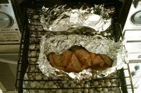 魚 焼き グリル アルミ ホイル
