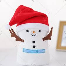 Christmas Gifts Creative <b>Cartoon Santa Elk</b> Snowman Pig Hat ...
