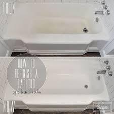 bathtub refinishing kit elegant diy bathtub refinishing