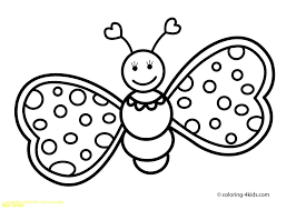 Wonderful Butterfly Coloring Pages Free Printable Wonderful